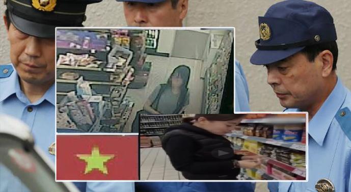 Văn hóa nói không với trộm cắp tại Nhật Bản
