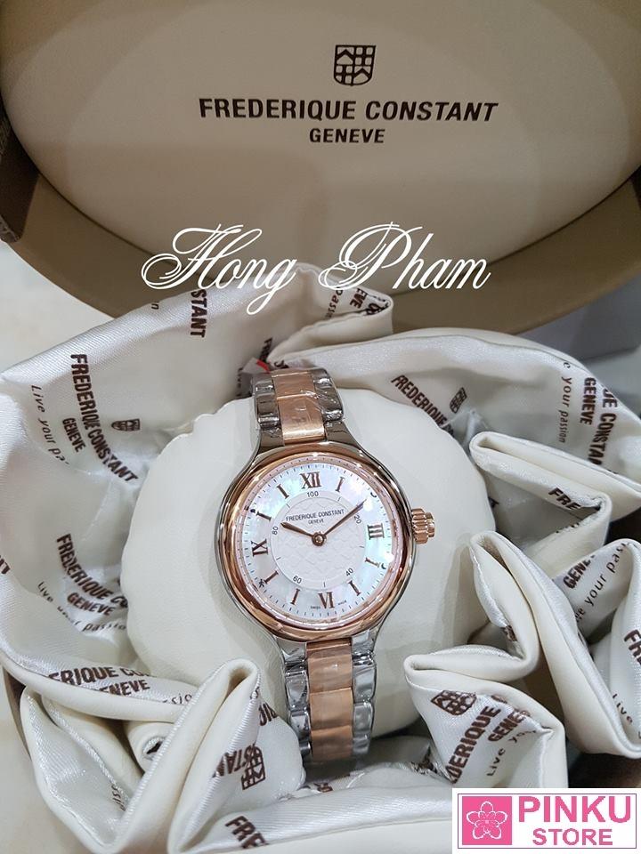 Đồng hồ Orient tặng dây chuyền