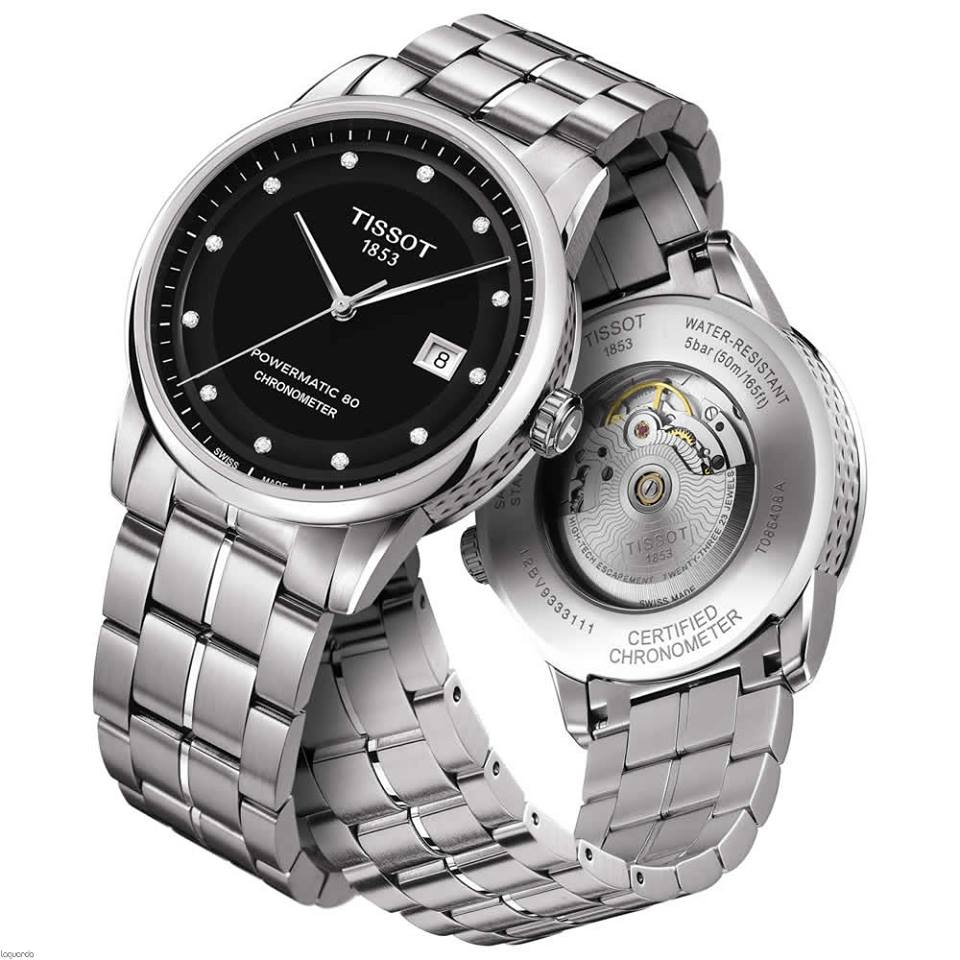 Đồng hồ cao cấp TISSOT