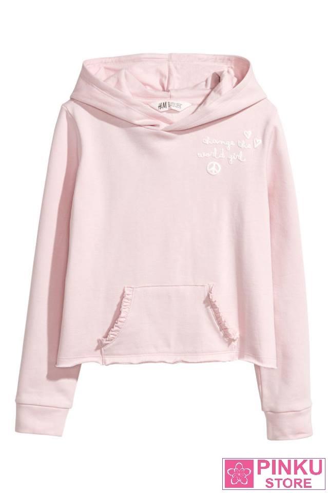 Áo Hoodie HM của bé gái