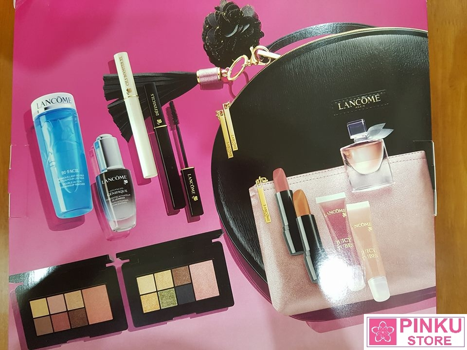 Set Lancôme USA